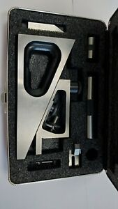 Starrett 995ez Precision Planer Gauge With Original Case