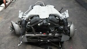 Aston Martin Dbs Coupe 6 0l V12 2011 Am08 32292 Complete Engine Motor 1555