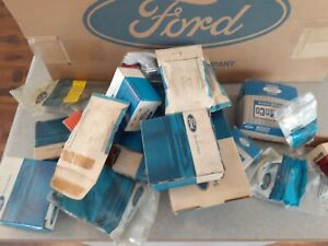 Ford Nos Mixed Parts Lot Ford Mercury Lincoln Ford Truck Van Fomoco