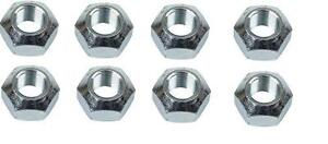 Rear Wheel Nuts 8 For Ford 900 901 941 950 951 960 961 971 981 Tractors