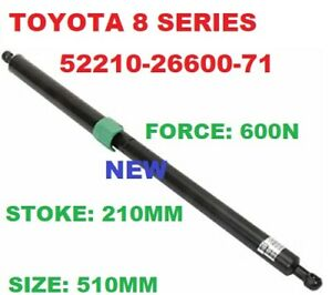 52210 26600 71 Gas Spring With Safety Lock pin For Toyota Forklift 8 Series