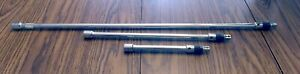 3 8th Drive Socket Locking Extensions Set Of 3 6 12 And 24