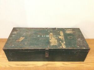 Military Portable Tool Box 5140 99 139 4599 Available Worldwide