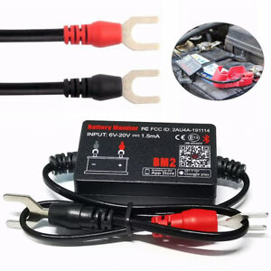 Bm2 Battery Analyzer 12v 4 0 Load Charging Electric Circuit Monitor Tester