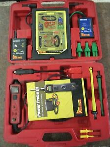 Power Probe Iii Master Combo Circuit Tester Kit Ect2000 In Case