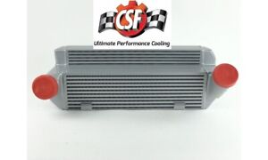 Csf High Performance Silver Intercooler Upgrade For Bmw N54 2004 12 335xi 335i