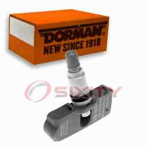 Dorman Tpms Programmable Sensor For 2012 2015 Chevrolet Camaro Tire Pressure Vb
