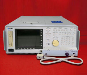 Nf Fra5095p Frequency Response Analyzer Fra 5096 5095p