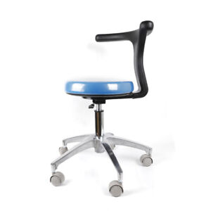 Professional Dental Lab Stool Assistant Mobile Chair 360 Examination Chair Usa