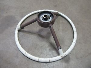 1959 Ford Galaxie Fairlane Interior Original Steering Wheel Core Hot Rod Rat Rod