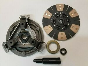 New Clutch kit 11 fits Ih 384 385 485 454 464 474 574 674 584 684 784 785 884