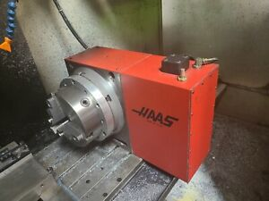 Used Haas Hrt 310 Brush 4th Axis rotary Table Indexer