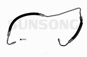 Pump To Hydroboost Power Steering Pressure Line Hose Assembly For Ford Mustang