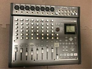 Used Korg D888 80 Gb Hd 8 Truck Mtr 8in 8out Operation Confirmed With Manual
