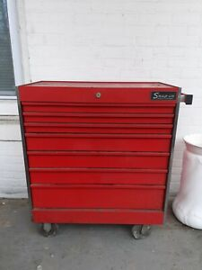 Vintage Snap On Tool Box Chest Kr 557b Tool Box 6drawer Toolbox Made In Usa