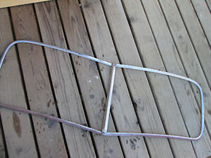 1941 Buick 2 Door Coupe Exterior Windshield Trim