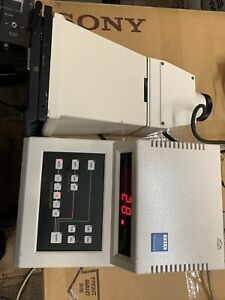 Carl Zeiss Mc 80 Microscope Camera And Exposure Control