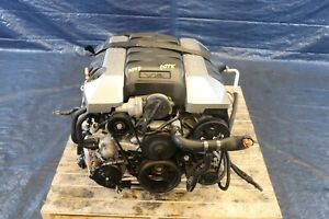2011 Chevy Camaro Ss V8 6 2l Ls3 Oem L99 Engine 6l80e 6speed Auto Transmission
