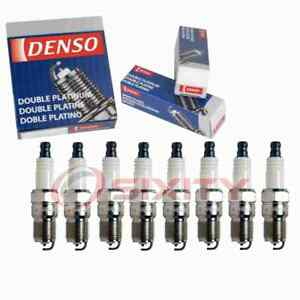 8 Pc Denso Platinum Long Life Spark Plugs For 2001 2004 Lincoln Navigator Cy