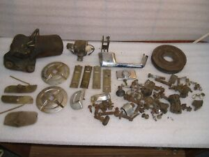 60 S Ford Car Parts Lot