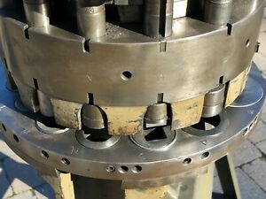 Rotex Sheet Metal Turret Punch 18 a