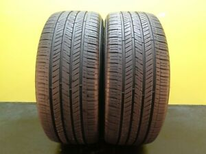 2 Like New Tires Goodyear Eagle Touring 245 45 19 98w 75 Life 31183