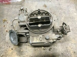 Holley Carburetor Carb 4 Barrel List 6803 1 2813 51869 92 1973 1983 Parts