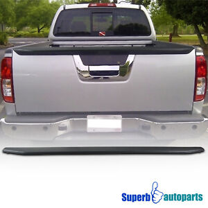 For 2013 2018 Frontier 13 18 Tailgate Molding Spoiler Outer Protector Top Cover