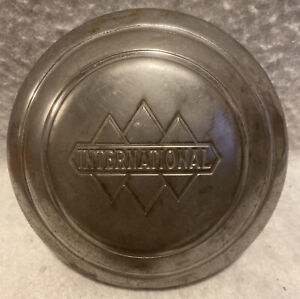 Vintage International Pickup Truck Hubcap Center Cap Wheel Cover 2 Available