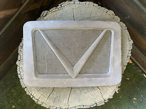 1956 1957 Lincoln Capri Premiere Continental Rear Package Tray Speaker Grille