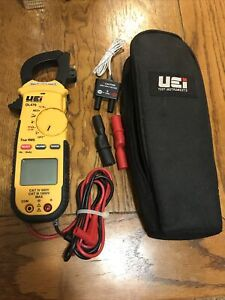 Uei Dl479t True Rms Clamp Meter Tester W leads Case