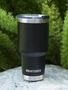 Large 30 oz Stainless Steel Tumbler Vacuum Insulated Travel Mug Coffee Cup $16.99