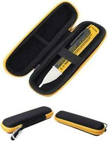 Hard Case For Fits Fluke 1ac 2ac Non contact Volt Alert Voltage Tester Pen New