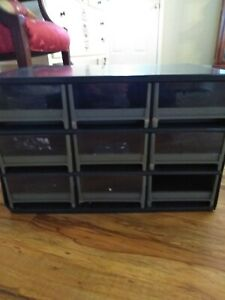 Electronic Components Part Storage Bin