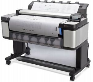 Hp Designjet T3500ps Mfp Production Multifunction Printer