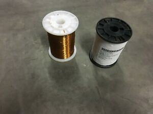 40awg 2lbs Allied Mw016csx000040unc Magnet Wire Nsn 6145 00 937 8638