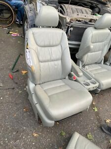 05 10 Honda Odyssey Complete Leather Seats Front 2nd 3rd Row Except Middle
