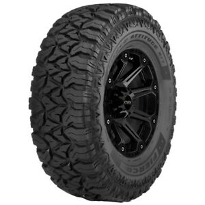 4 lt265 75r16 Goodyear Fierce Attitude M t 123p E 10 Ply Bsw Tires