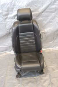 2013 Ford Mustang Gt Coyote 5 ol V8 Oem Leather Rh Front Seat wear 1286