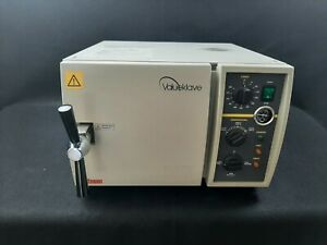 Tuttnauer Valueclave 1730 Mkv Refurbished 1yr Warranty New Trays And Overhaul
