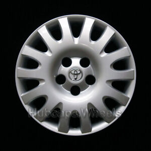 Hubcap For Toyota Camry 2002 2006 Genuine Camry 16 In Oem Wheel Cover 61116