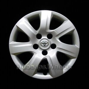 Hubcap Toyota Camry 2010 2011 Factory Silver 16in Oem Camry Wheel Cover 61155