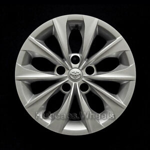 Hubcap For Toyota Camry 2015 2017 Genuine Oem Factory 16 Wheel Cover 61175
