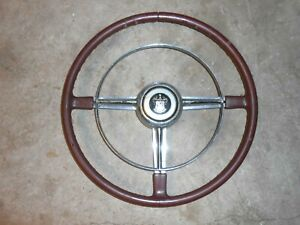 1947 1948 1949 1950 1951 1952 1953 Buick Oem Steering Wheel Road Master Super 8