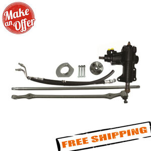 Borgeson 999023 Power Steering Conversion Kit For 1965 1966 Mustang