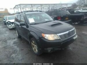 Engine 2 5l Vin G 6th Digit Turbo Fits 09 13 Forester 1689622