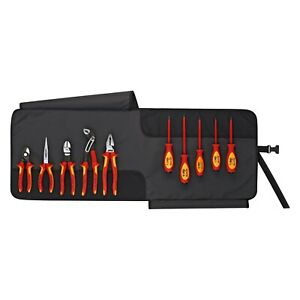 Knipex Witte 10 piece 1000 V Insulated Electricians Tool Set
