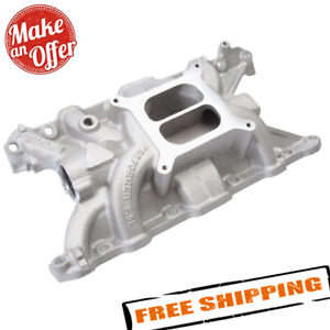 Edelbrock 2198 Performer Rover Intake Manifold For Buick olds 215 V 8 Engines
