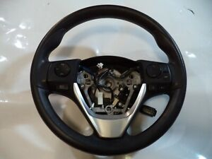 2014 2019 Toyota Corolla Oem Steering Wheel With Switches Assembly