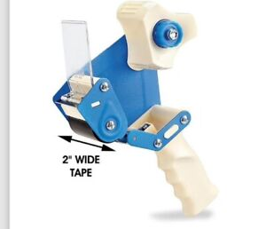 Uline Tape Dispenser H 150 2 Side Load Industrial Packing Gun Shipping New Box